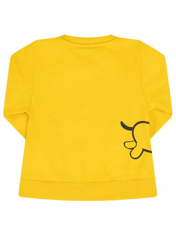 Primigi Primigi Mikina 44156012 Žltá Regular Fit