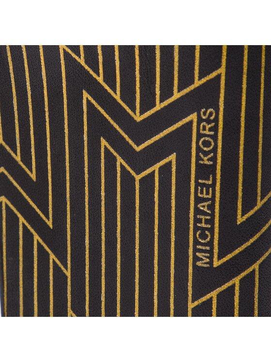MICHAEL Michael Kors MICHAEL Michael Kors Sandály Bennett Platform 40R9BTHS5L Černá