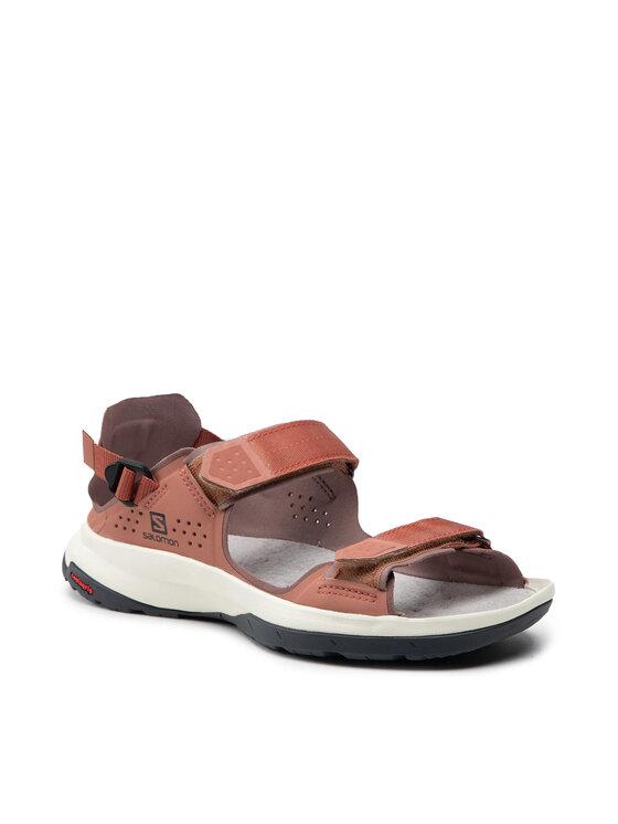 Salomon Basutės Tech Sandal Feel W 410459 22 M0 Ruda