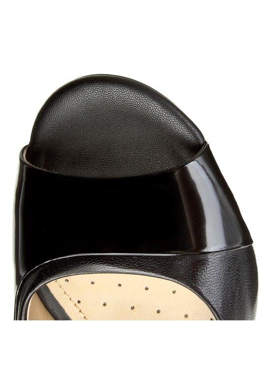 Geox Geox Обувки D Audie D D621TD 038KF C9999 Черен