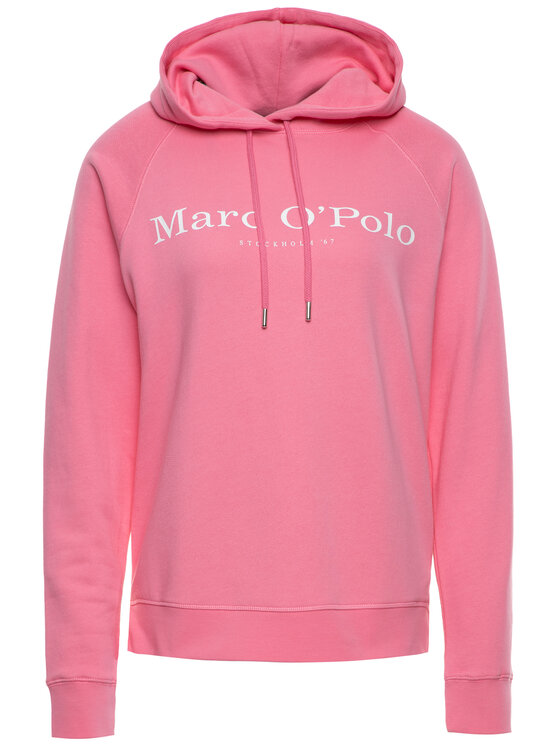 Marc O'Polo Marc O'Polo Mikina 908 4011 54251 Ružová Regular Fit