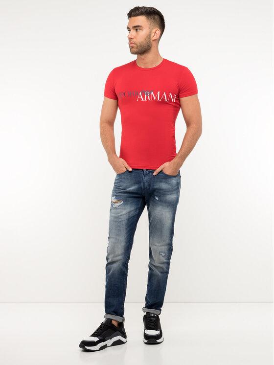 Emporio Armani Underwear Emporio Armani Underwear T-Shirt 111035 9P516 00074 Μαύρο Slim Fit