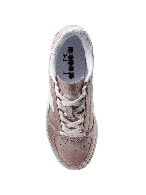 Diadora Diadora Sneakersy B. Elite L Metallic Wn 501.173209 01 50237 Růžová
