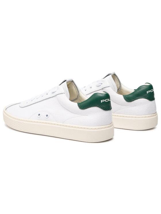 Polo Ralph Lauren Polo Ralph Lauren Sneakers Court100 80973568002 Blanc