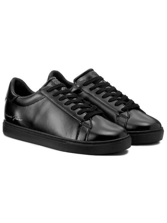 Armani Jeans Armani Jeans Sneakers 935022 7A400 00020 Noir