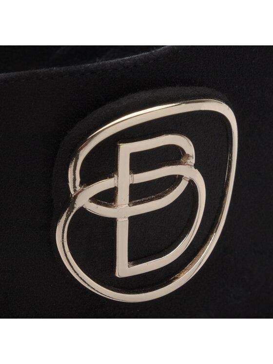 Baldowski Baldowski Μποτάκια D02684-2835-003 Μαύρο