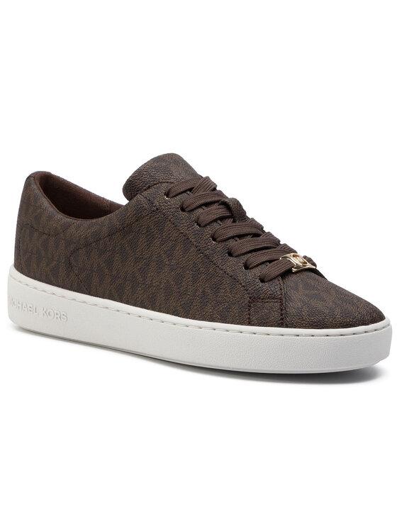 MICHAEL Michael Kors MICHAEL Michael Kors Sneakers Keaton Lace Up 43R5KTFP1B Maro