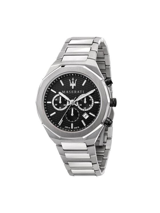 Maserati Laikrodis Stile R8873642004 Sidabrinė