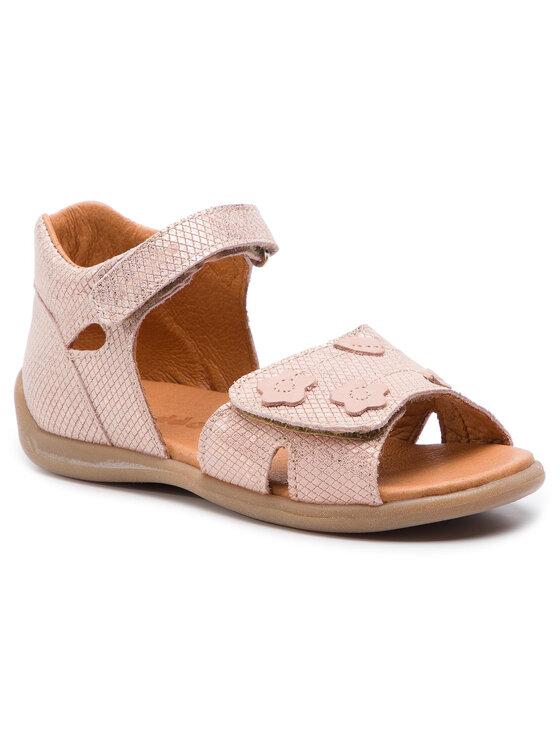 Froddo Froddo Sandały G2150097-3 Różowy