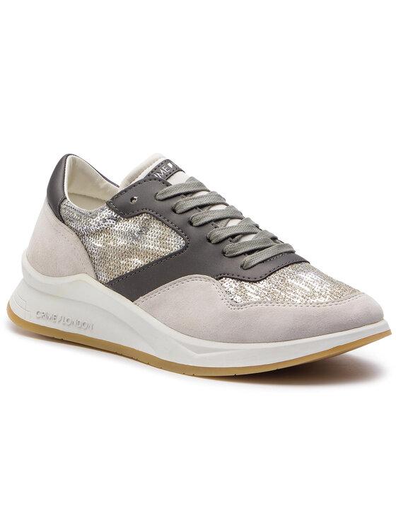 Crime London Laisvalaikio batai Derby 25705PP1.25 Pilka