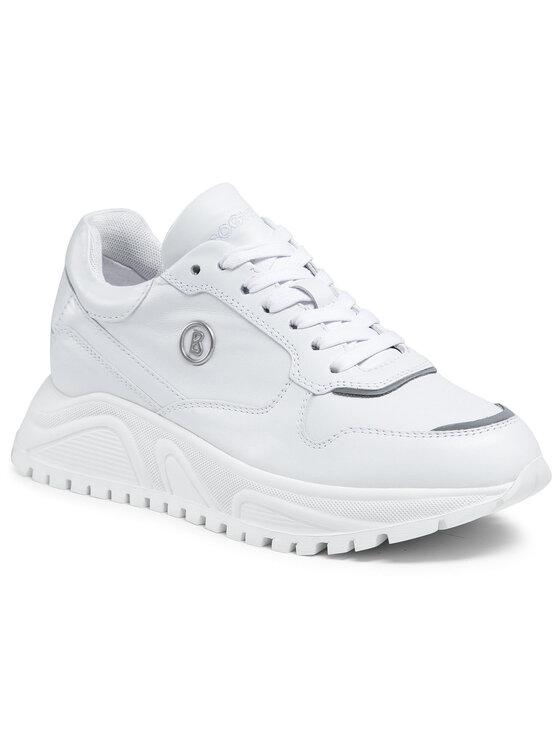 Bogner Laisvalaikio batai New Malaga 7A 22120425010 Balta