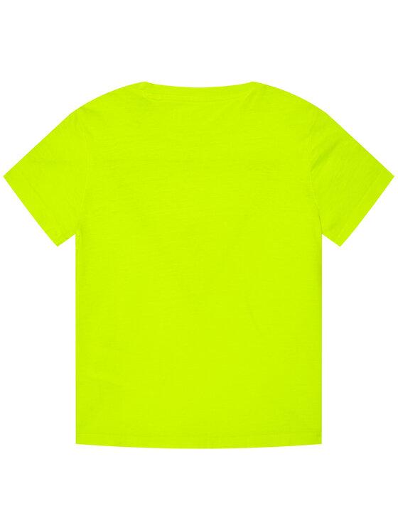 Guess Guess T-Shirt Logo Tee H02I00 K5M20 Κίτρινο Regular Fit