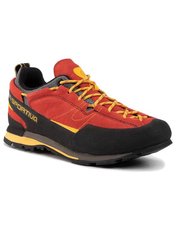 La Sportiva Turistiniai batai Boulder X 838RE Raudona