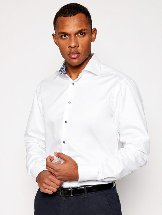 Stenströms Marškiniai 684771 2391 Balta Regular Fit