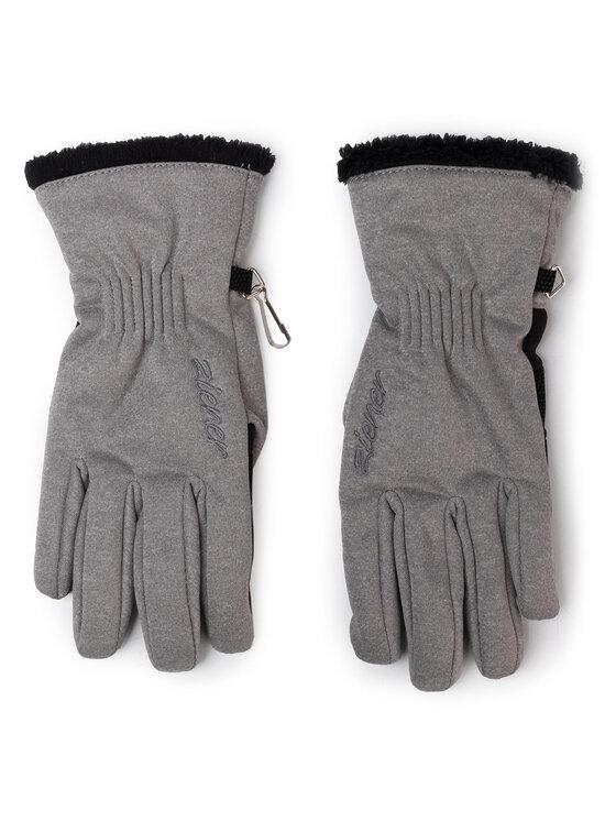 Ziener Slidinėjimo pirštinės Ibrana Touch Lady Glove Multisport 802031 Pilka