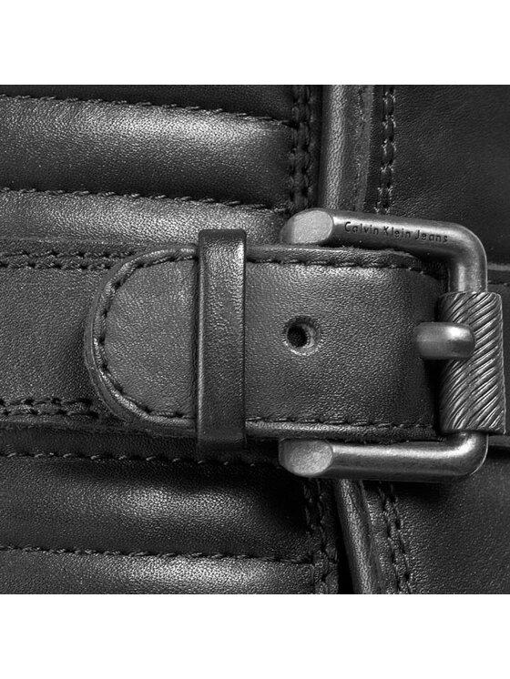 Calvin Klein Jeans Calvin Klein Jeans Stivali SE8105 Nero
