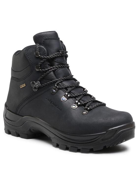 Alpina Turistiniai batai Tundra 6931-1 Juoda