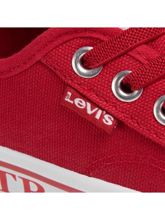 Levi's® Levi's® Trampki VORI0020T Czerwony