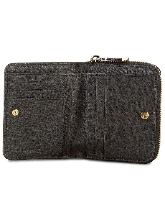 DKNY DKNY Kis női pénztárca R362350203 Fekete