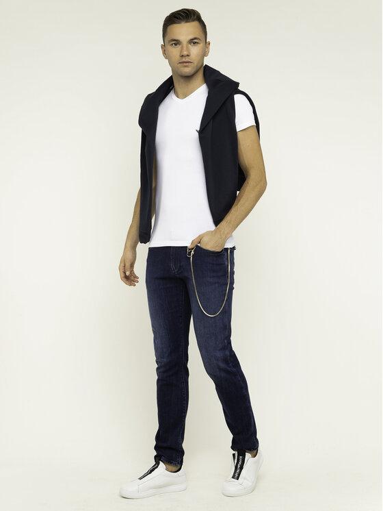 Emporio Armani Emporio Armani Jeans Slim Fit 6G1J06 1D6UZ 0941 Blu scuro Slim Fit