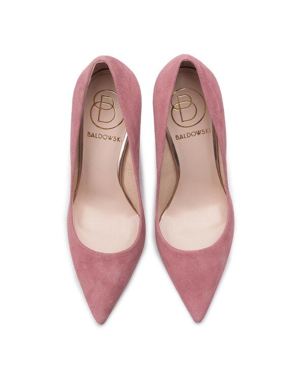 Baldowski Baldowski Обувки на ток D00580-1451-212 Розов