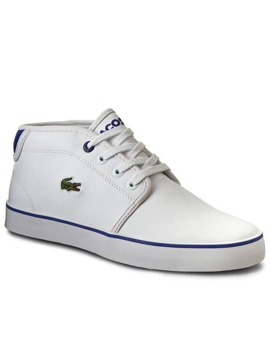 Lacoste Lacoste Сникърси Ampthill 316 2 SPJ 7-32SPJ0107001 Бял