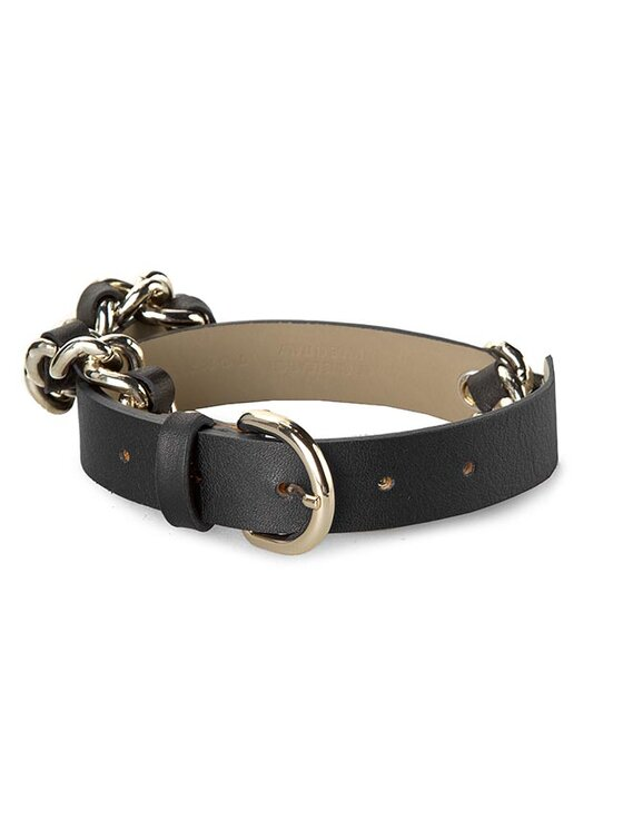 Tommy Hilfiger Tommy Hilfiger Cintura da donna Vera Belt Chain BW56927381 Nero
