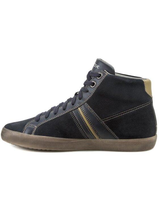 Geox Geox Laisvalaikio batai U Smart Q U34X2Q 022BC C4021 Mėlyna