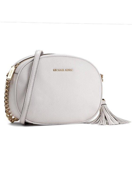 MICHAEL Michael Kors MICHAEL Michael Kors Handtasche Ginny 30F6GGNM2L Weiß