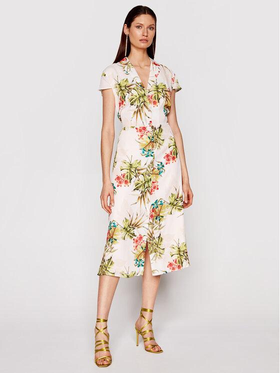 Marciano Guess Kasdieninė suknelė 1GG782 9383Z Smėlio Regular Fit