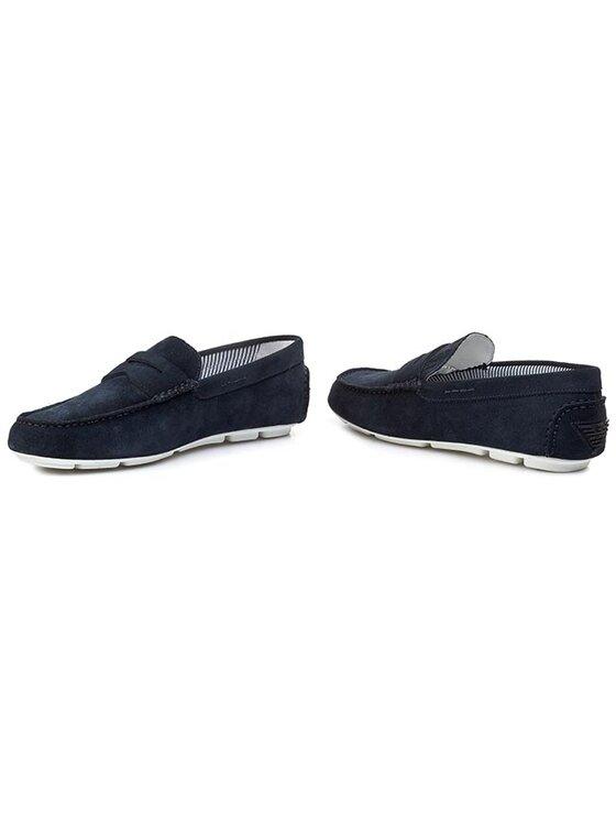 Armani Jeans Armani Jeans Mokasyny 06588 55 Y5 Niebieski
