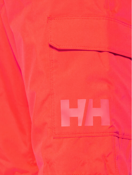 Helly Hansen Helly Hansen Spodnie narciarskie Switch Cargo Insulated 65754 Pomarańczowy Relaxed Fit