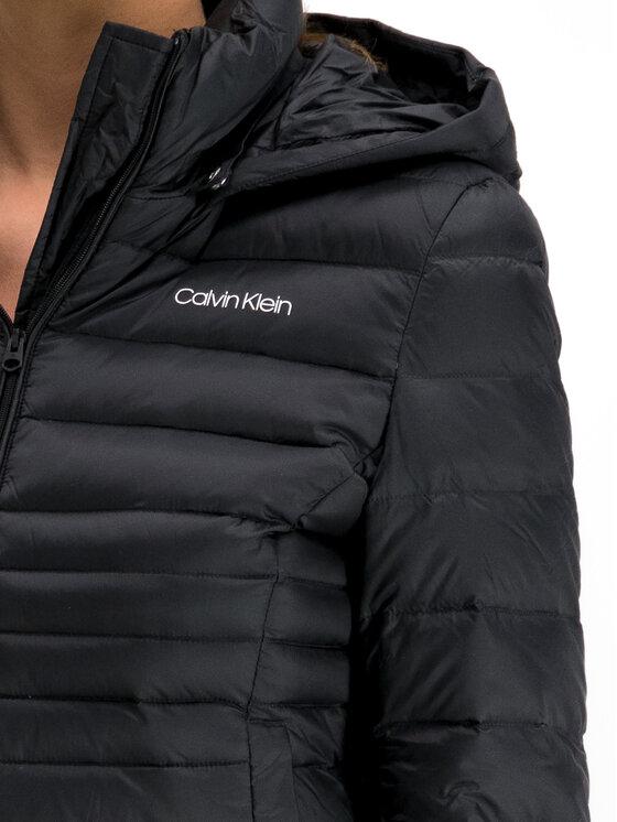 Calvin Klein Calvin Klein Пухено яке Essential K20K201695 Черен Slim Fit
