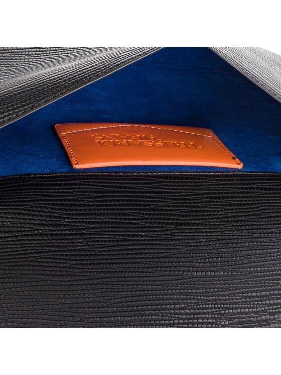 Trussardi Trussardi Jeans Táska T-Easy City Clutch 75B00664 Fekete