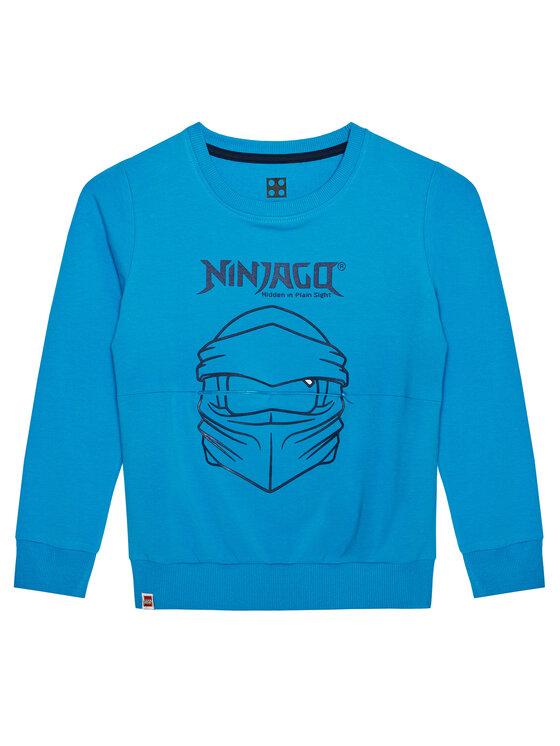 LEGO Wear Džemperis 12010054 Mėlyna Regular Fit