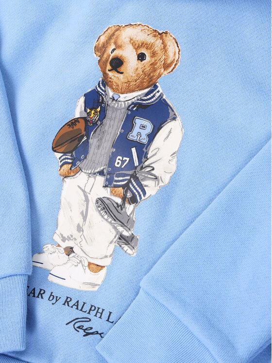 Polo Ralph Lauren Polo Ralph Lauren Суитшърт Spring III 323800660 Син Regular Fit