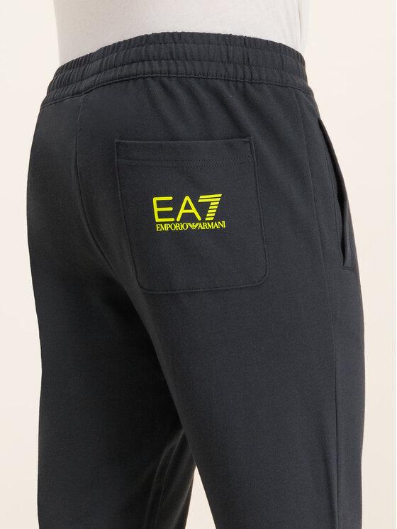 EA7 Emporio Armani EA7 Emporio Armani Melegítő alsó 8NPPC3 PJ05Z 1581 Sötétkék Regular Fit