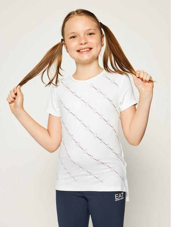 Guess Guess T-Shirt J01I06 K83A0 Μπεζ Regular Fit