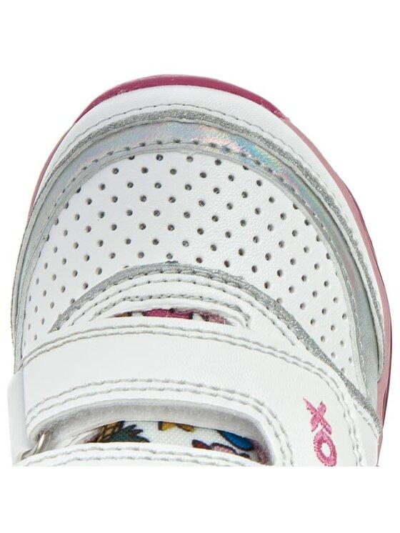 Geox Geox Pantofi B Todo G.D B6285D 0BCAW C0653 Alb