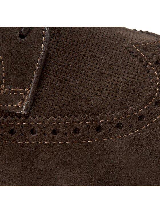 Gant Gant Półbuty Oliver 12633138 Brązowy