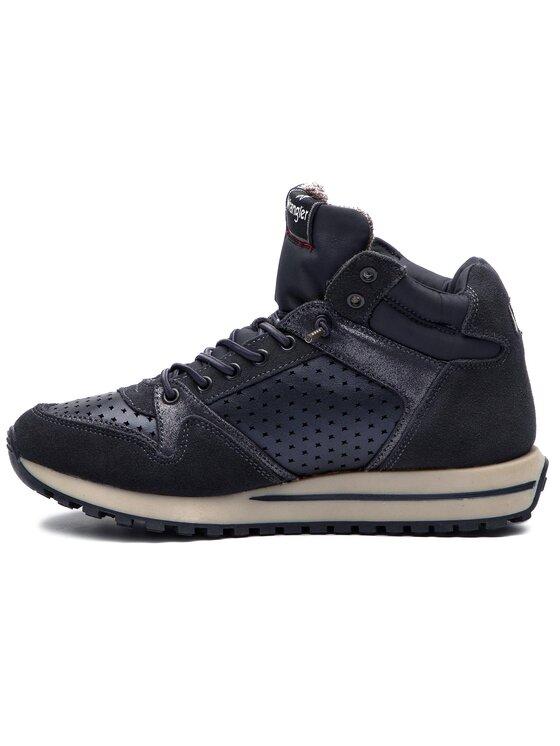 Wrangler Wrangler Laisvalaikio batai Beyond Star Mid WL182642 Tamsiai mėlyna