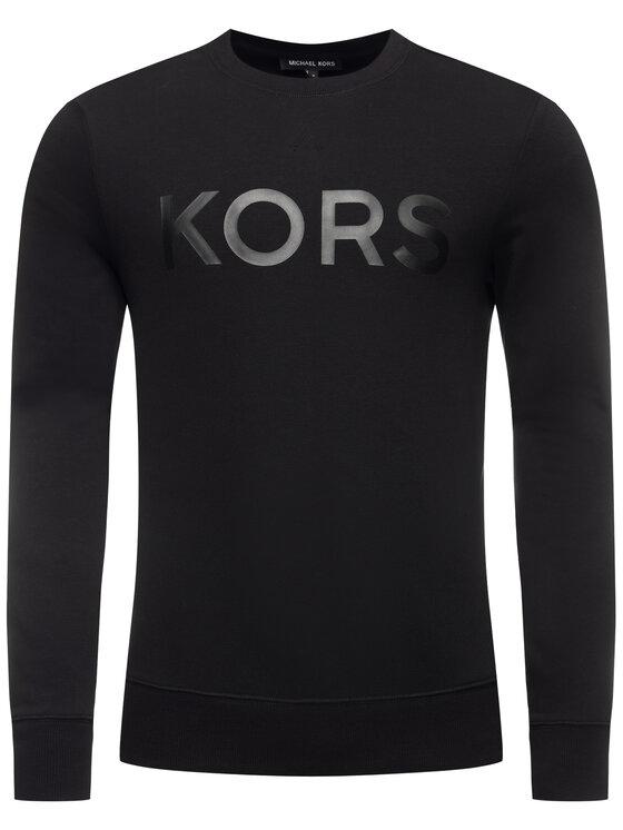MICHAEL Michael Kors MICHAEL Michael Kors Μπλούζα CR95HXF7TE Μαύρο Regular Fit