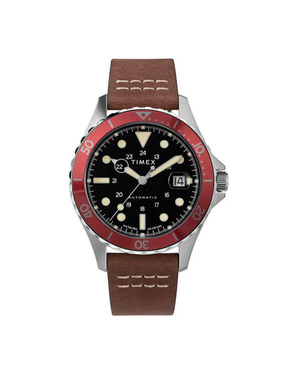 Timex Laikrodis Navi Xl Automatic TW2U09900 Ruda