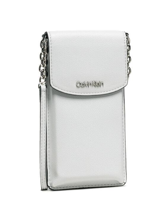 Calvin Klein Calvin Klein Torebka Phone Pouch Xbody K60K608162 Szary