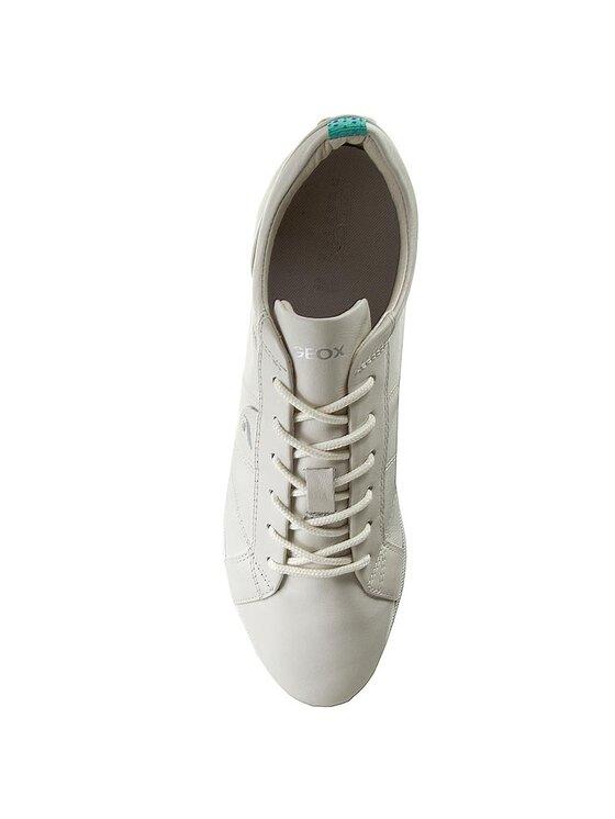 Geox Geox Pantofi D Avery A D52H5A 00085 C1001 Alb