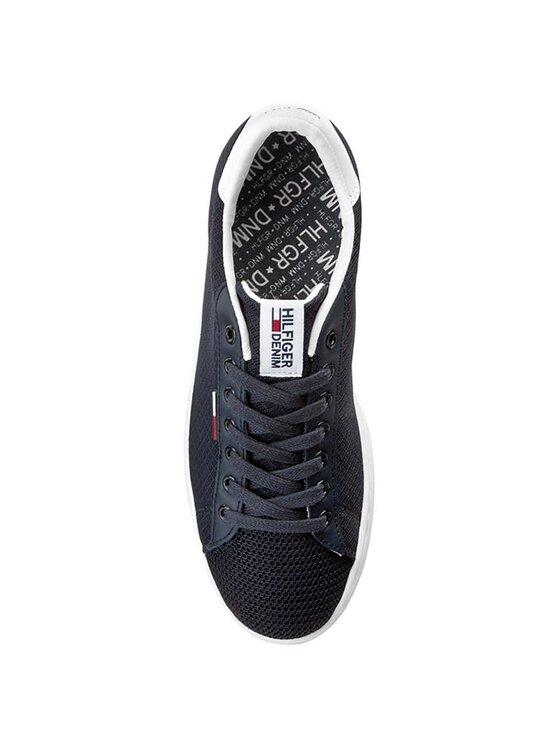 Tommy Hilfiger Tommy Hilfiger Sneakersy DENIM Sullivan 1M-1 EM56820721 Granatowy
