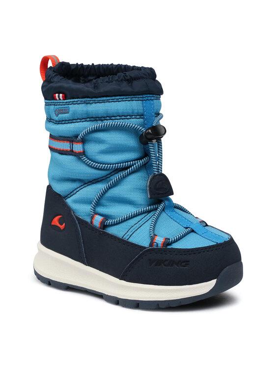 Viking Sniego batai Asak Gtx GORE-TEX 3-88300-3505 Mėlyna
