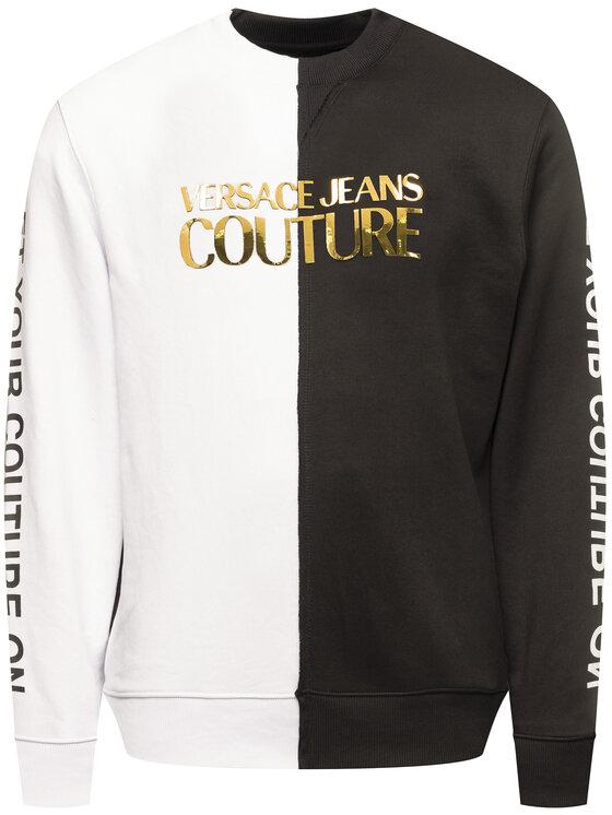 Versace Jeans Couture Versace Jeans Couture Mikina B7GVA7GD Barevná Slim Fit