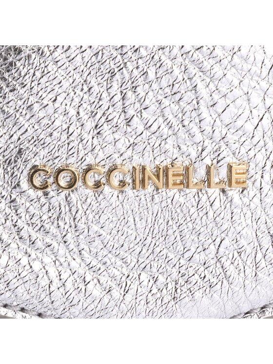 Coccinelle Coccinelle Borsa BC0 Julie E1 BC0 55 01 01 Argento