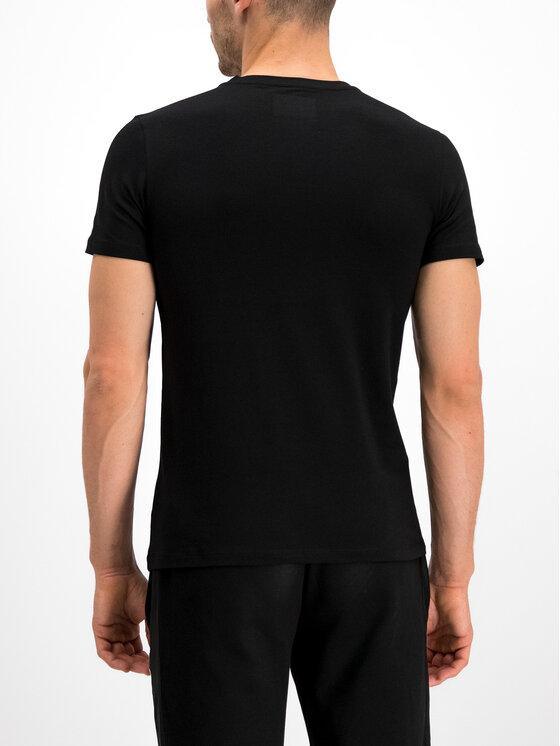 Plein Sport Plein Sport T-shirt F19C MTK3698 SJY001N Nero Regular Fit
